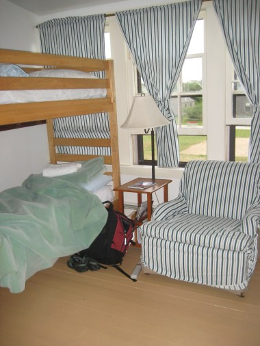 Female Dorm at the HI