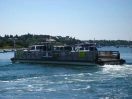 Edgartown Car Ferry