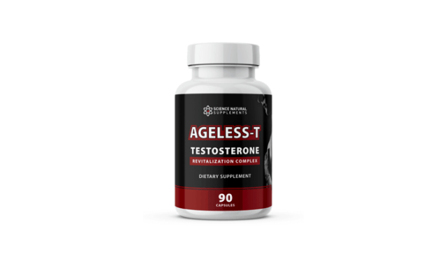 Ageless-T Testosterone Review – Is The Perfect Androgen Revitalizing Dietary Supplement?