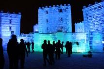 Crushing Annual Trek Carnaval De Qubec Winter