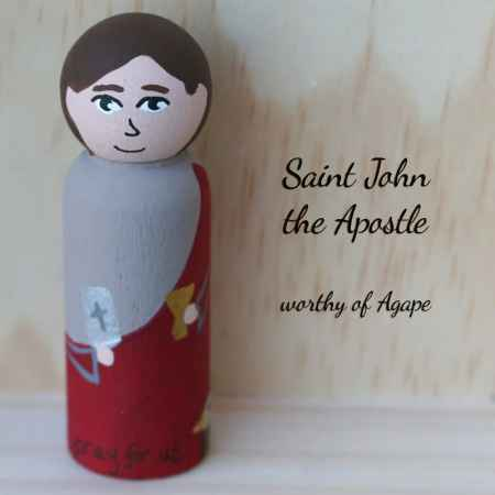 John the Apostle Beloved new