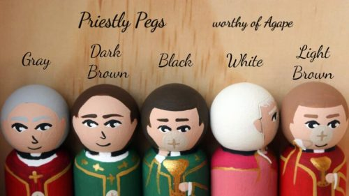 Priestly Pegs hair colors