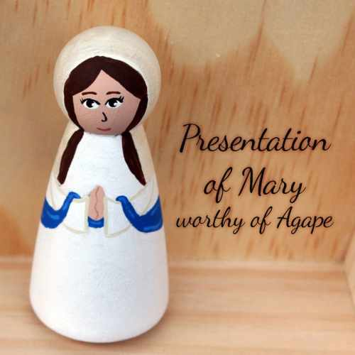 Presentation of Mary top