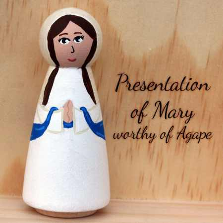 Presentation of Mary main
