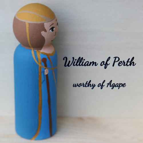 Saint William of Perth side