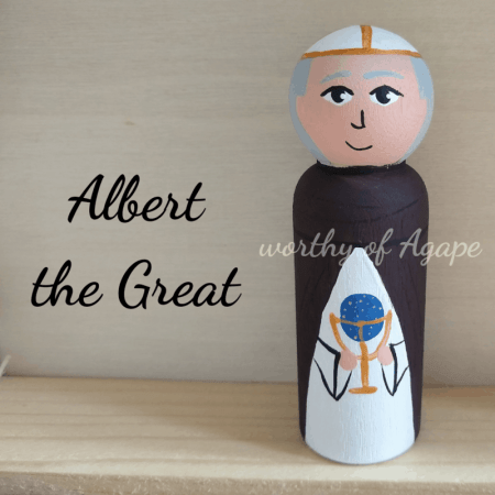 Albert the Great main