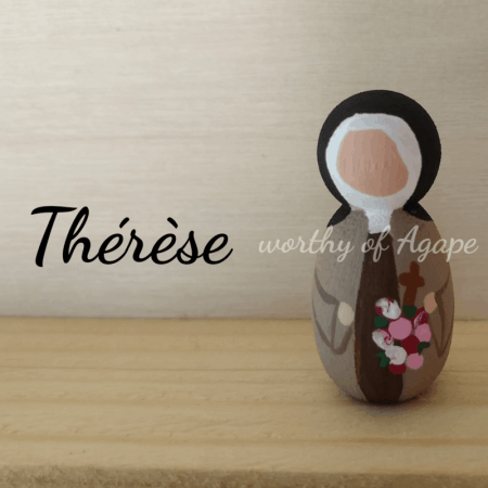 Therese keychain new