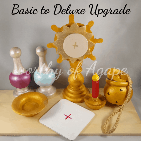 Basic to Deluxe upgrade