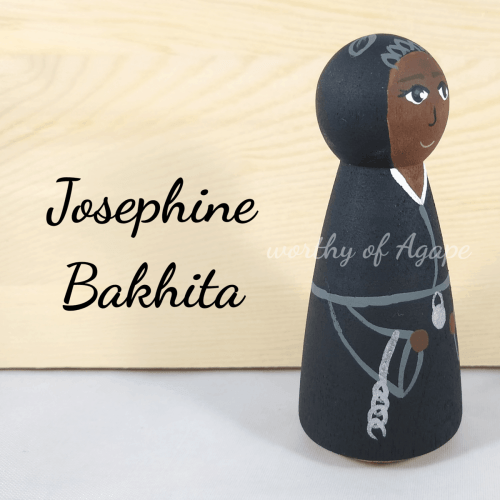 Josephine Bakhita new2 side