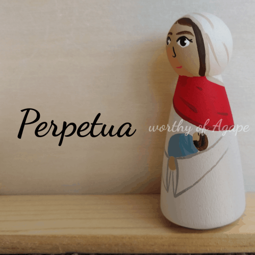 Perpetua baby side