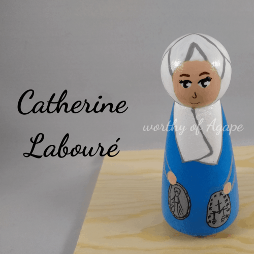 Catherine Labouré top