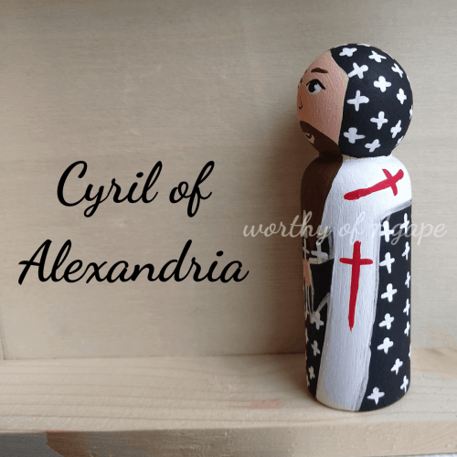 Cyril of Alexandria side 2