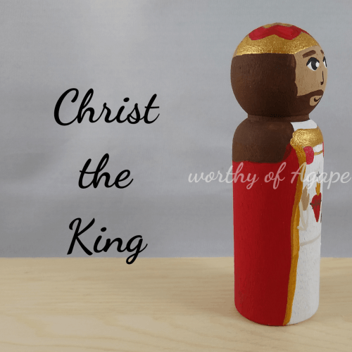 Christ the King side