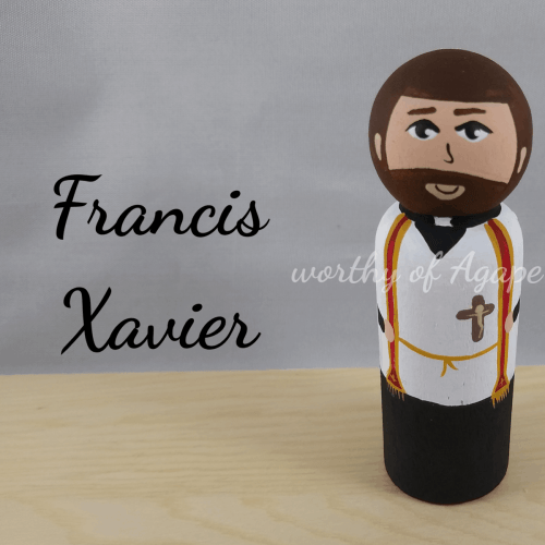 Francis Xavier new 2 top