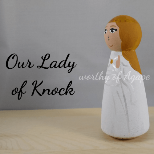 Our Lady of Knock side