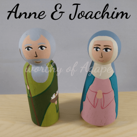 Anne and Joachim top