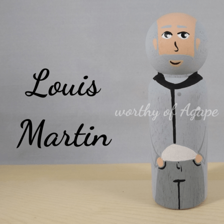Louis Martin main new