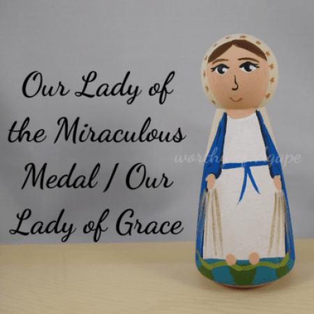 Our Lady of the Miraculous Medal Our Lady of Grace main