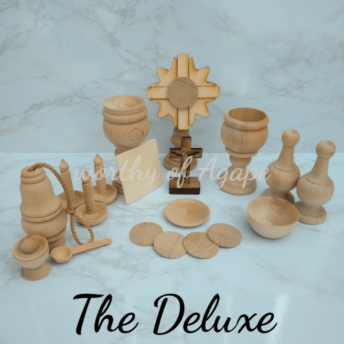 DIY Deluxe main on marble