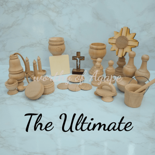 DIY ultimate on marble