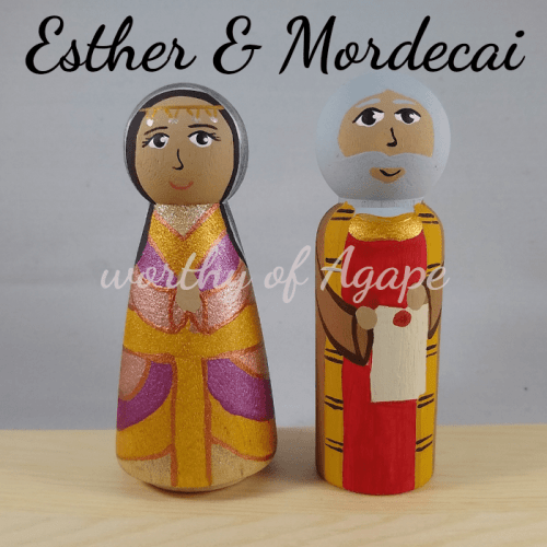 Esther and Mordecai main