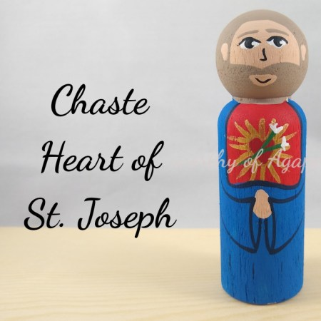 Chaste Heart of St Joseph main