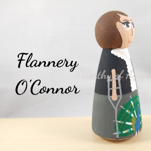 Flannery O_Connor side_