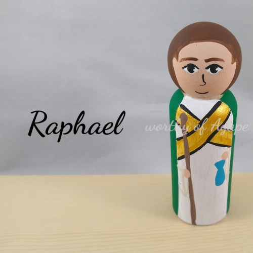 Raphael new top