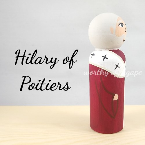 Hilary of Poitiers side