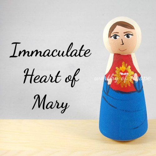 Immaculate heart of Mary newest main
