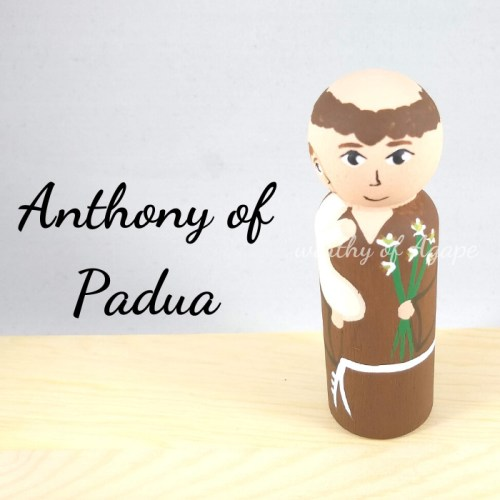 Anthony of Padua newest top