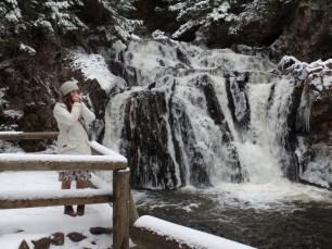 Nova Scotia is beautiful even in Winter!