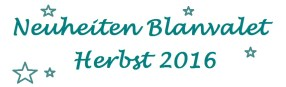 Neuheiten Blanvalet Herbst 2016