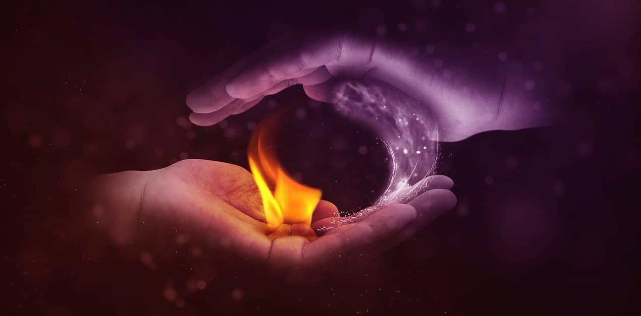 Ich möchte brennen