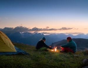 Draußen zuhause, eingekehrt - und näher bei Gott? (Foto: maga/ Shutterstock)