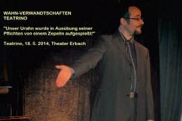 Florian L. Arnold als Dr. Sperz