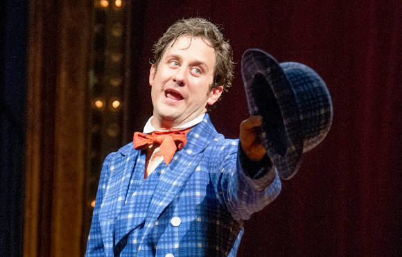 20 Questions With Barnum star Christopher Fitzgerald
