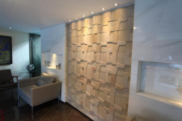 Golden Oak -Up & Down tile