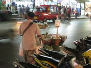Street Vendor: aka noodle making master?
