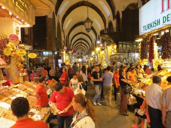 Inside the Spice Market