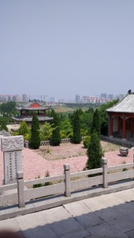 View of Haiyang from Temple (Small)