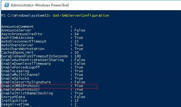 How to Disable/Enable SMB v 1.0 in Windows 10/Server 2016? | Windows OS Hub