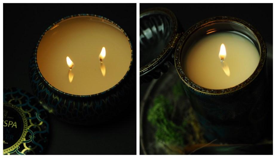 Świeca zapachowa Voluspa Lichen & Vetiver