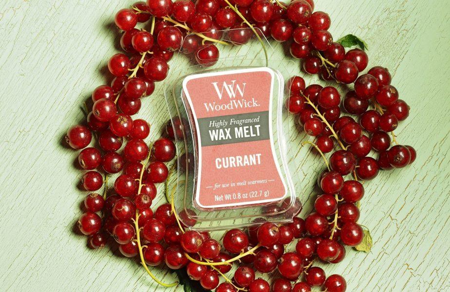 Recenzja wosku zapachowego WoodWick Currant