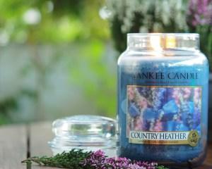 Świeca Yankee Country Heather