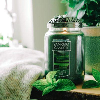 Yankee Candle Emerald Isle