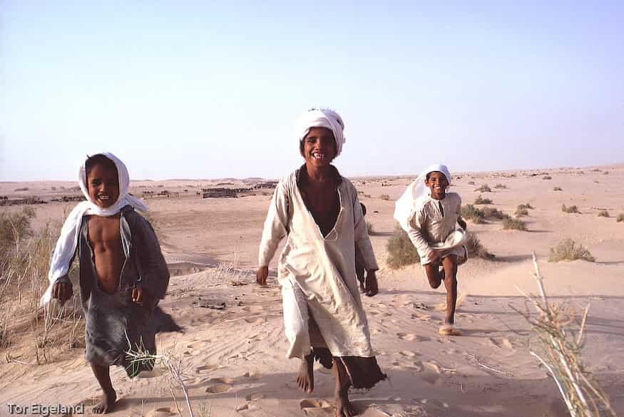 البدو والحضر