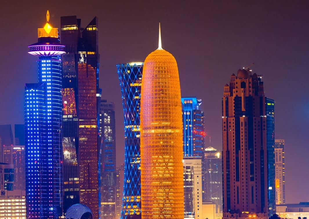 ديرة العز يا قطر