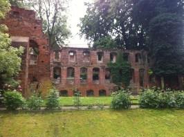 Arendsee klosterruin