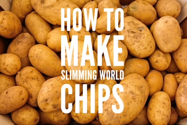 How To Make Slimming World Chips